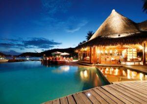 Mortar Beach - Bora Bora
